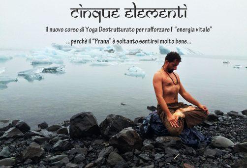 cinque elementi: yoga e naturopatia