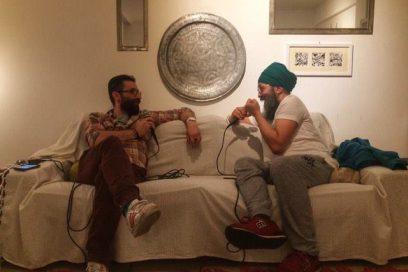 podcast con Hari Simran Singh