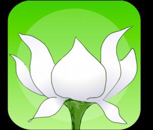 lotusbudmindfulnessbelliconlong
