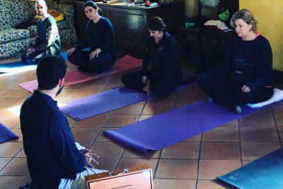 perchè adoro i ritiri di Yoga Destrutturato